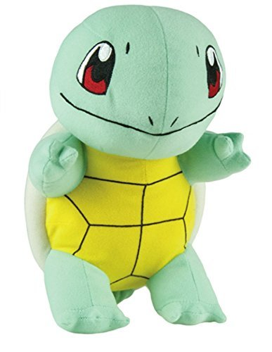 """Pokemon Plush Dolls Soft 7"""" : Squirtle Official licensed Brand new"""