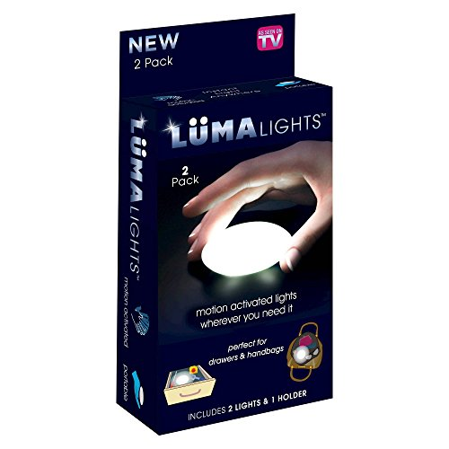 : As Seen on TV Luma Lights, 5 Ounce