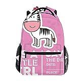 Student Backpack School Bag Baby Shower Design Print Backpack