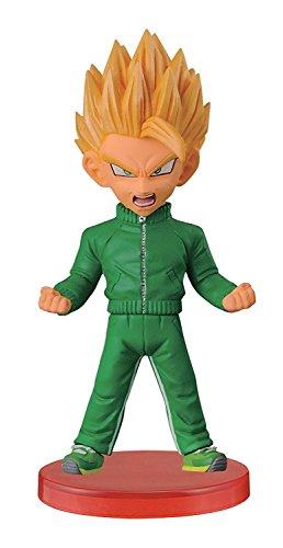 (Banpresto Dragon Ball Z 2.8-Inch Super Saiyan Gohan World Collectable Figure, Z Warriors)
