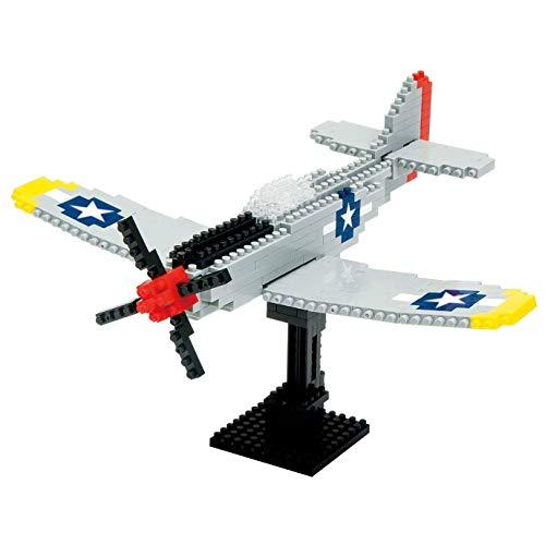 ock P-51 Mustang Fighter Plane ()