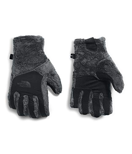 The North Face Women's Osito Etip Glove, Asphalt Grey, M (Womens North Face Fleeces)