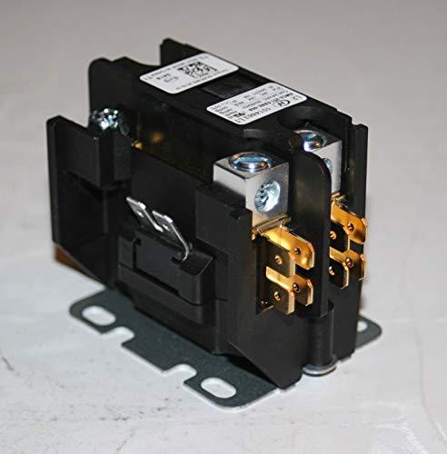 (240/277 VAC 1 Pole 24 VAC Coil Contactor Intertherm/Nordyne/Miller XMCO-251-EBBE-059)