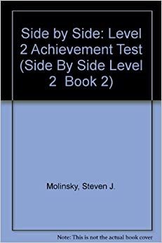 Book Side by Side: Level 2 Achievement Test (Side By Side Level 2 Book 2)