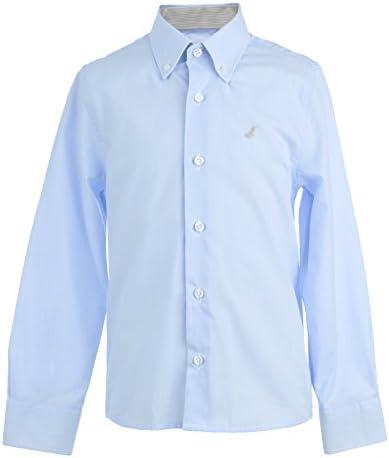 La Ormiga 1814070901 Camisa, Azul (Celeste), 2 años (Tamaño del Fabricante:2A) para Niños: Amazon.es: Ropa y accesorios