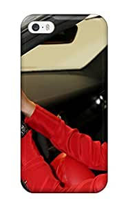 Sherry Green Russell's Shop Ultra Slim Fit Hard Case Cover Specially Made For Iphone 5/5s- Karol??na Kurkov?? 6424279K57495146