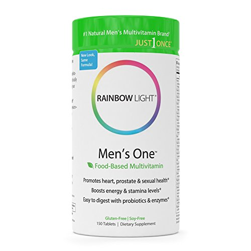 Rainbow Light Multivitamin Management Reproductive
