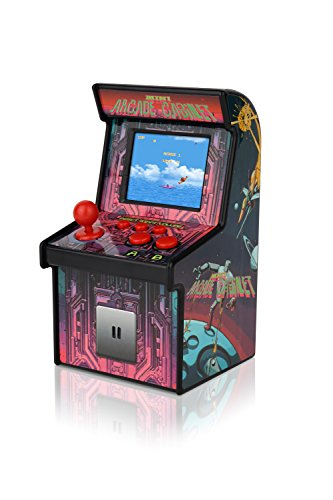 Retro Arcade Video Game Cabinet IWAWA Mini Table-style Build