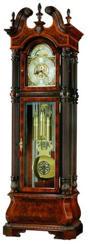 Howard Miller 611-031 The J.H. Miller II Grandfather Clock by