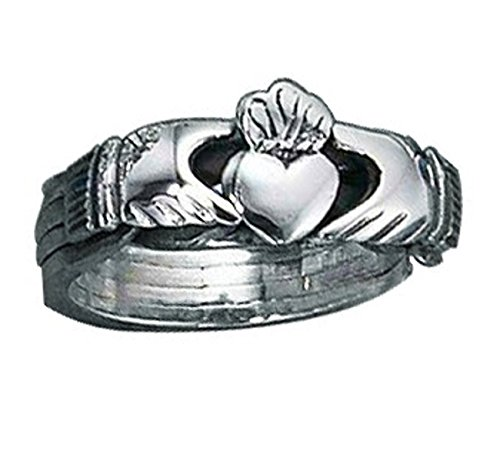 Sterling Silver 4 Piece Puzzle - 8