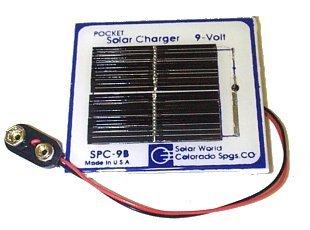 Pocket Solar Charger - 9
