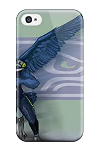 Christmas Gifts HOEJLR1XH3S9SNOP seattleeahawks NFL Sports & Colleges newest iPhone 4/4s cases