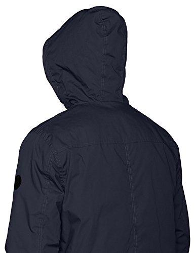 Jacket Homme Blouson insignia 1991 solid B Blau Thang Zqzxnw4