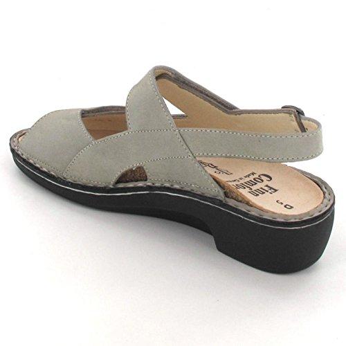 FinnComfort - Sandalias de vestir de Piel para mujer beige barro 38