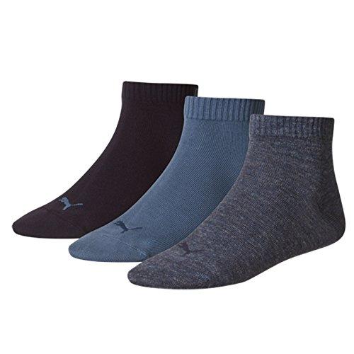 Puma 251015 - Calcetines de deporte para hombre Blau - denim-blau