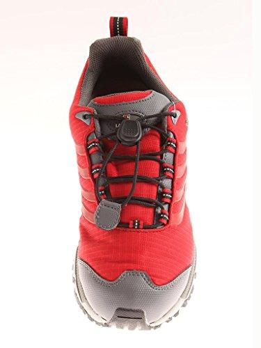 Lackner Wanderschuhe Trekkingschuhe Lederschuhe Leder Schuhe Revolution Rot