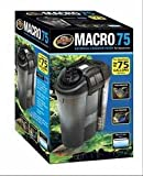 Zoo Med 78058 Macro External Canister Filter, 75 gallon