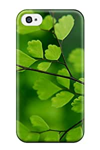 Tom Lambert Zito's Shop Tpu Phone Case With Fashionable Look For Iphone 4/4s - Leaf