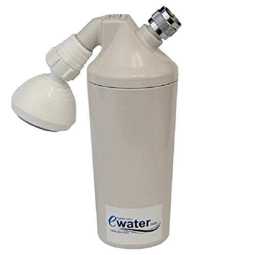 (Ewater Revitalizing Shower Filter with Far Infrared and Powerful Magnetics)