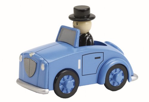 Thomas And Friends Wooden Railway - Sir Topham Hatts Car
