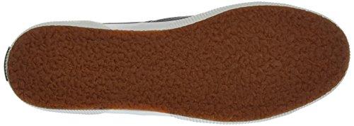 Superga 2754 Cotu, Unisex Adults' Hi-Top Sneakers Grey (Grey Sage M38)