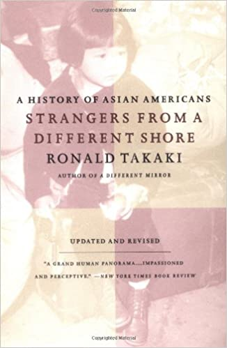 Strangers From A Different Shore A History Of