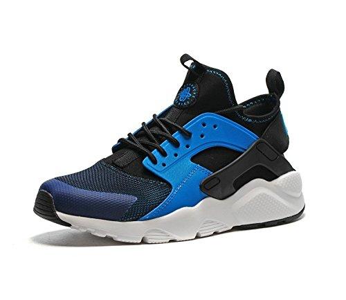 a58c4a3addc7 Nike Huarache Run Ultra Unisex Blue Lagoon White Black 819685-406 ...