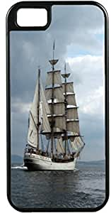 Blueberry Design iPhone 4 iPhone 4S Case White Color Ship at sea - Ideal Gift