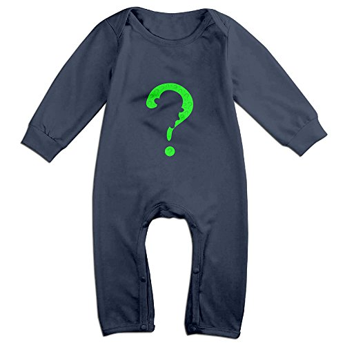Raymond Riddler Point Long Sleeve Bodysuit Outfits Navy 6 M (Orlando Costumes)