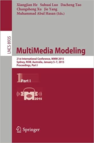 Bons livres télécharger ipad MultiMedia Modeling: 21st International Conference, MMM 2015, Sydney, Australia, January 5-7, 2015, Proceedings, Part I (Lecture Notes in Computer Science) (French Edition) PDF