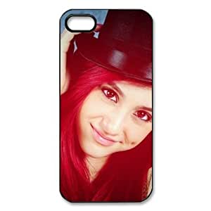 Customize American Famous Singer Ariana Grande Back Case for iphone 6 plus 5.5 JN6 plus 5.5-2470 Designed by HnW Accessories