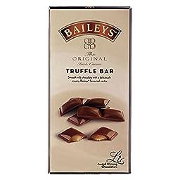 Lir Baileys Milk Chocolate Truffle Bar 90G (Pack Of 2)