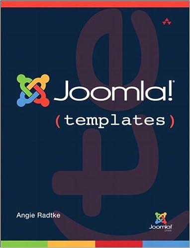 Joomla! Templates (Joomla! Press) 1, Angie Radtke, eBook - Amazon.com
