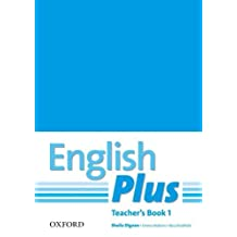 English Plus: 1: Teacher's Book with photocopiable resources: An English secondary course for students aged 12-16 years. by Sheila Dignen (3-Mar-2011) Paperback