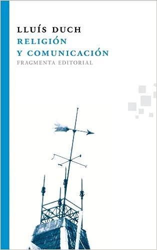 Religion y Comunicacion (Fragmentos)