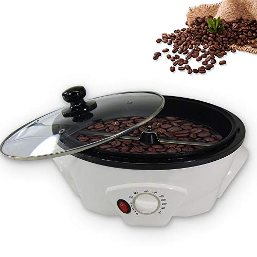 Household Coffee Roaster Machine Electric Coffee Beans Roasting Machine 110V