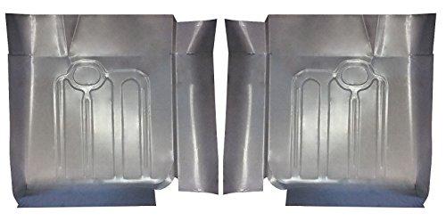 Motor City Sheet Metal - 1965 1966 1967 1968 1969 1970 CADILLAC REAR FLOOR PANS NEW - Rear Pan Body Floor