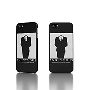 Apple iPhone 5 / 5S Case - The Best 3D Full Wrap iPhone Case - anonymous motivational