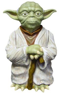 Amazonde Star Wars Yoda Full Body Cookie Jar