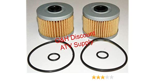 Other ATV, Side-by-Side & UTV Intake & Fuel Systems Air Oil Filter ...