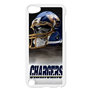 GGMMXO San Diego Chargers Phone Case For Ipod Touch 5 [Pattern-4]