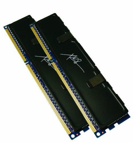 PNY XLR8 4 GB (2 x 2 GB) DDR3 1600MHz PC3-12800 CAS 8 Desktop DIMM Memory Kit MD4096KD3-1600-X8