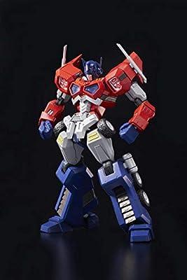 Amazon Com Flame Toys Furai Model 01 Optimus Prime Attack Mode