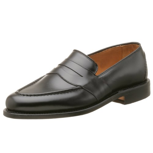 Allen Edmonds Men's Randolph Loafer,Black,9 E - Allen Edmonds Leather Moccasins