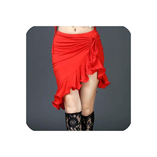 Russian Bellydance Costumes - Belly Dance Clothes Short Skirts Practice