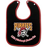 WinCraft MLB Pittsburgh Pirates WCRA0117614 All Pro Baby Bib