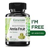 Emerald Labs, Fruitrientsx Amla Fruit, 60 Veg Capsules