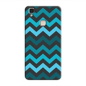Cover It Up - Jagged Blue V3 MaxHard Case
