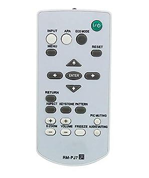 De repuesto para proyector ajuste mando a distancia para todos los ...