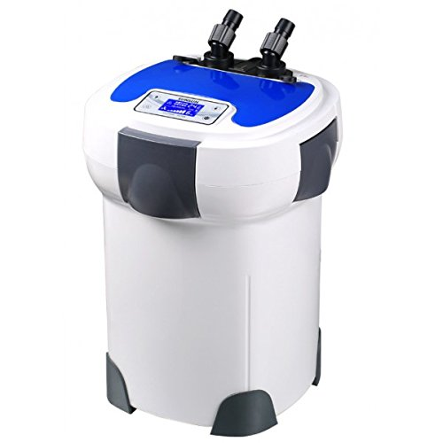 Sunsun HW-3000 UV 9W 5-Stage External Canister Filter 793gph ()